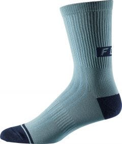 "FOX Trail 8"" Socks Light Blue"