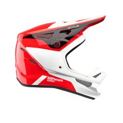 Helmet Fullface Youth 100% Status Hellfire