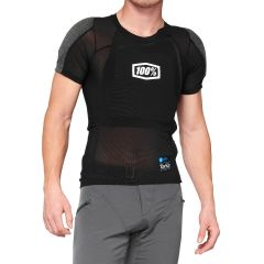 Armour 100% Tarka Short Sleeve Black