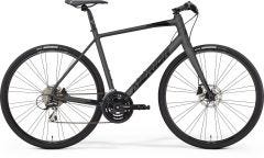 Merida Speeder 20 Flat Bar Road Bike Matt Black/Anthracite (2020)
