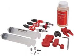 SRAM Brake Bleed Kit Syringes/Blocks/Torx/Bleeding Edge/Dot Fluid