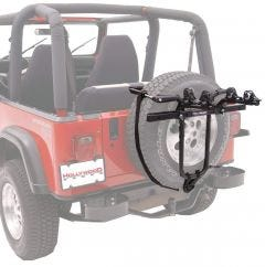 Hollywood Spare Tyre Rack (Jeep adapter included)