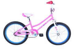 Radius Starstruck Girls Bike 20 Inch Gloss Pink/White/Blue (2019)