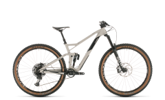 Cube Stereo 150 C62 Race 29 Mountain Bike Grey/Carbon (2020)