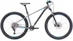 Silverback Stride Deluxe Mountain Bike Grey/Gloss Sky Blue (2021)