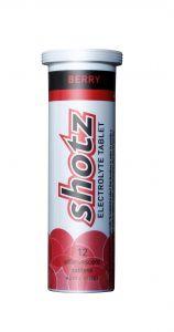 Shotz Berry Electrolyte Tablets x12
