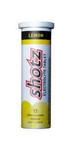 Shotz Lemon Electrolyte Tablets x12