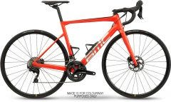 BMC Teammachine SLR Four Road Bike Red/Brushed Black (2021)