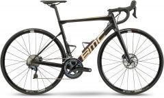 BMC Teammachine SLR Three Road Bike Carbon/Gold/White (2021)