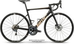BMC Teammachine SLR Three Road Bike Carbon/Gold/White (2021)