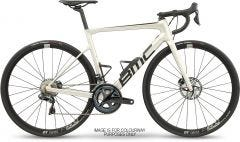 BMC Teammachine SLR Two Road Bike Grey/Black/Red (2021)