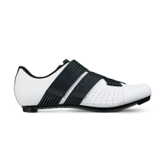 Fizik Tempo R5 Powerstrap Road Shoes White/Black