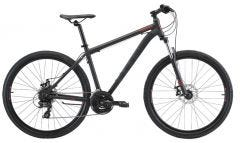 Pedal Thrasher 3 Mountain Bike Black/Red