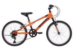Radius Throttle Boys Bike 20 Inch Gloss Orange/Black Blue (2019)