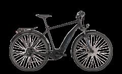 Cube Touring Hybrid One 400 Hybrid Bike Black/Blue (2019)