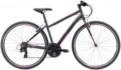 Apollo Trace 10 Womens Hybrid Bike Charcoal (2018)