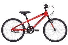 Radius Trailraiser 3 Boys Bike 20 Inch Gloss Red/Black Chrome (2019)