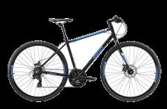 Reid Transit Disc Flat Bar Road Bike Black
