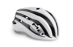 MET Trenta 3K Carbon Helmet White