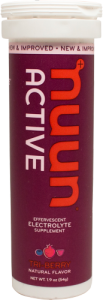 Nuun Active: Tri-Berry Electrolyte Enhanced Drink Tablets
