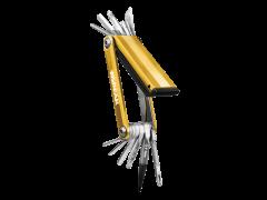 Topeak TUBI 18 Multi -Tool Gold
