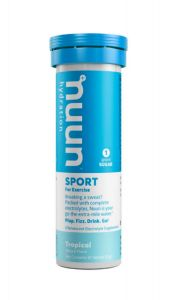 Nuun Active Hydration Tablets Tropical Flavour