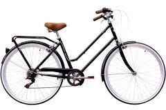 Pedal Uptown Cruiser Bike Classic Black
