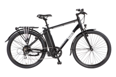 Velectrix Urban Mens Electric Bike Black (2020)