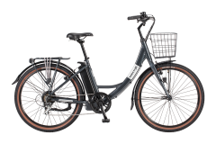 Velectrix Urban Step Through Electric Bike Grey (2020)