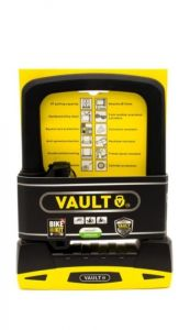 Lock Vault D Lock Key 13mm w Bike ID Kit