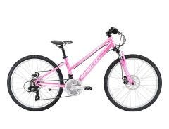 Apollo Verve 24 Girls Mountain Bike Gloss Pink/White (2020)