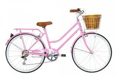Reid Girls Classic Petite Pink Girl