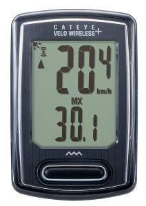 Cateye Velo Plus Wireless (Vt235W) - Black