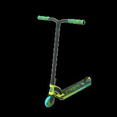 MGP VX9 Pro Scooter Lime/Aqua Fade