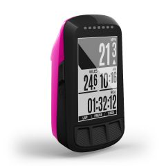 Wahoo Elemnt Bolt GPS Bike Computer Limited Edition Pink