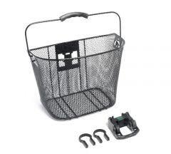 Front Wire Mesh Basket W/QR