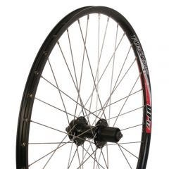Wheel 26R Disc 8s DW QR Alex Black