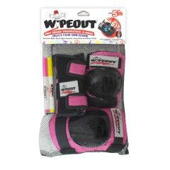 Wipeout Youth Armour 3 Pack Pink
