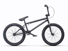 WTP Nova Special Edition BMX Bike 20.5TT Matt Black (2020)