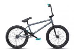 WTP Justice BMX Bike Metallic Grey (2019)