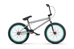WTP Arcade BMX Bike 20.5TT Matt Raw (2020)