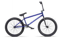 "WTP Audio BMX Bike 22"" Matt Translucent Blue (2020)"
