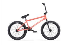 "WTP Battleship LHD BMX Bike 20"" Matt Coral Red (2020)"