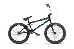 "WTP CRS BMX Bike 20"" Black (2020)"
