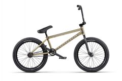 WTP Envy LHD BMX Bike 21TT Matt Translucent Gold (2020)