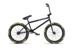 "WTP Justice BMX Bike 20"" Matt Black (2020)"