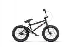"WTP Seed Boys BMX Bike 16"" Matt Black (2020)"