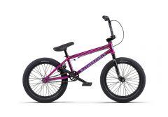 "WTP CRS BMX Bike 18"" Matallic Purple (2020)"