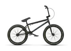 WTP21 Arcade Bike Matt Black