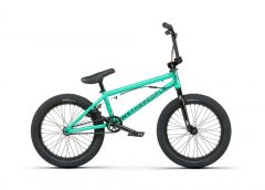 WTP21 CRS 18inch Freestyle BMX Bike Metallic Soda Green
